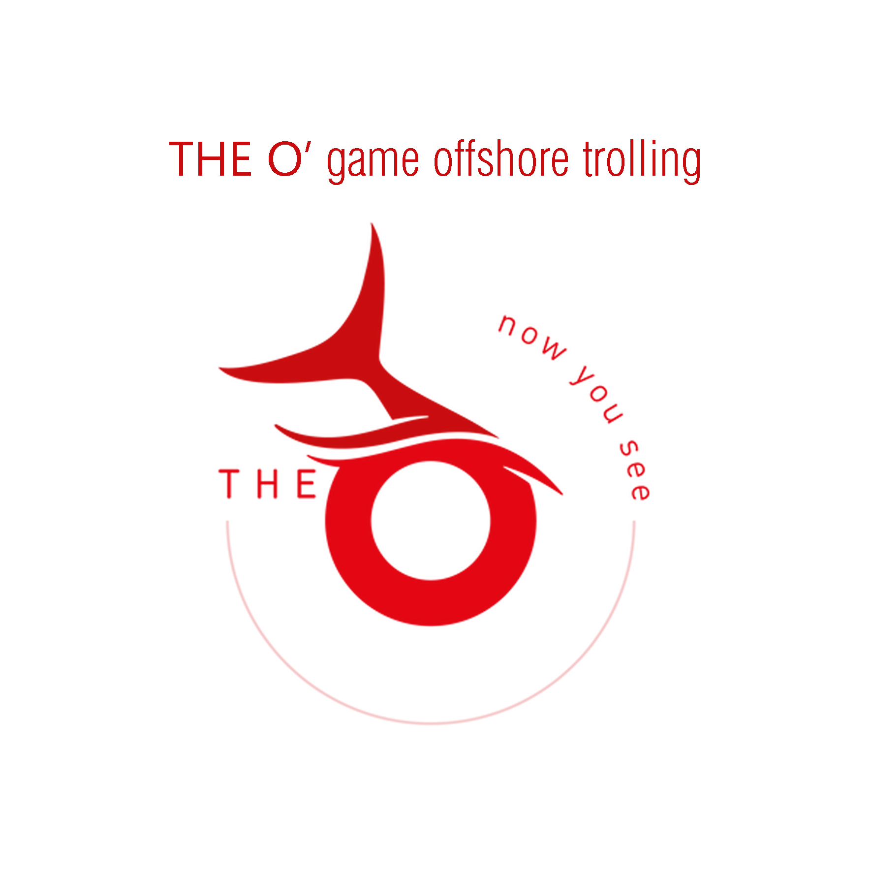 Logo THE O' GAME OFFSHORE TROLLING - TRAINA D'ALTURA