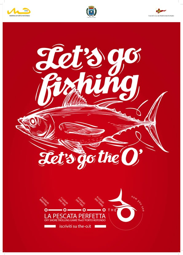 Logo The O'Game Offshore Trolling (pesca d'altura)